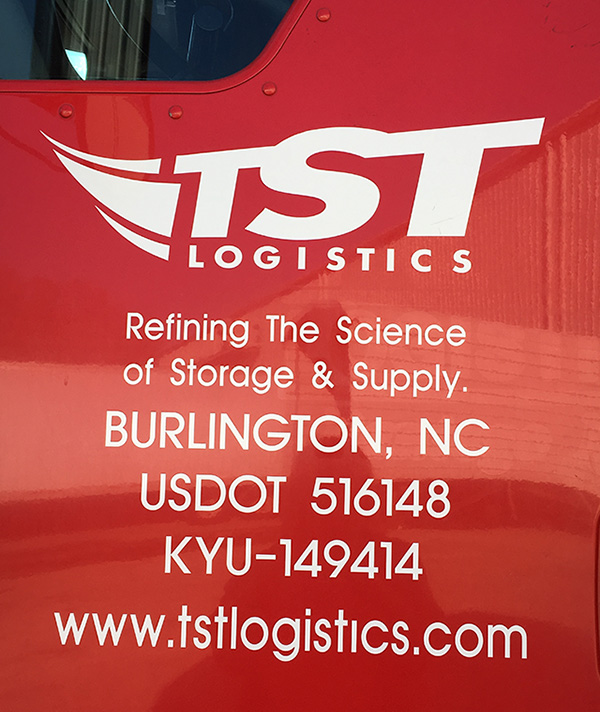 TST Logistics Inc Logo