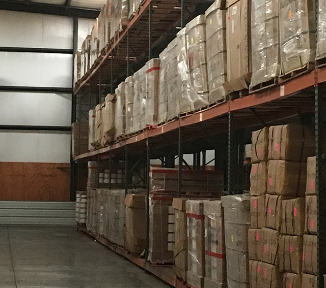 Warehouse, Storage Service by TST Logistics Burlington, NC